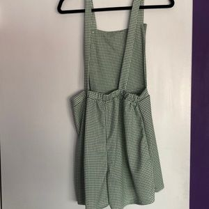 Nasty Gal Pants & Jumpsuits - NWT Nasty Gal overall romper